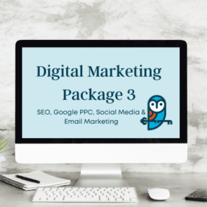 Gifted Owl digital marketing package 3 product page icon