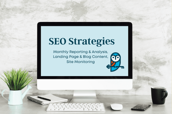 Gifted Owl SEO Strategies product page icon
